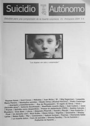 Suicidio Autónomo fanzine