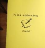 Russia subterránea 1